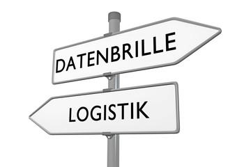 Datenbrille / Logistik