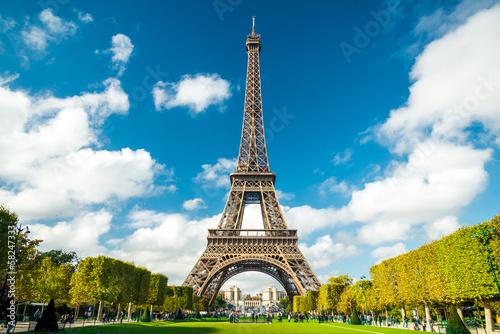 Fototapete La Tour Eiffel