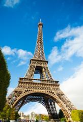 Fototapete - La Tour Eiffel