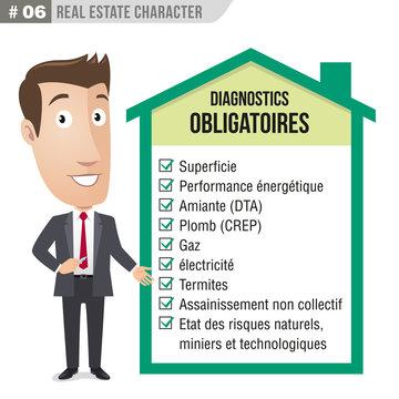 Businessman, manager - Real Estate - Set 06