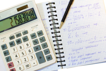 financial and mathematical calculations