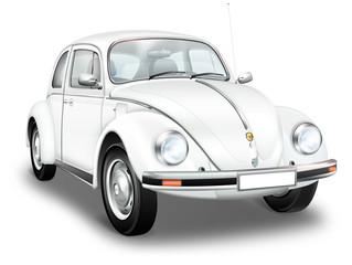 Deutsches Kultauto - Käfer