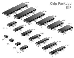 Chip Package (DIP)