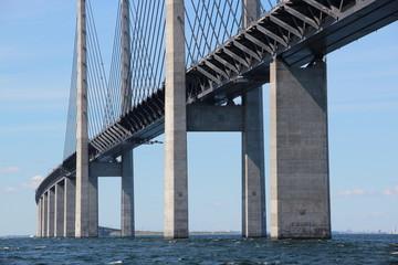 Öresund Brücke - Verbindung zwischen Dänemark und Schweden