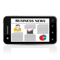 SMARTPHONE BUSINESS NEWS NEWSPAPER