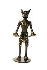 Close-up of a figurine