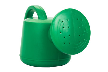 Close-up of a watering can