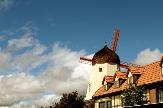Windmill Solvang