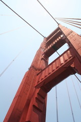 Die Golden Gate Brürcke
