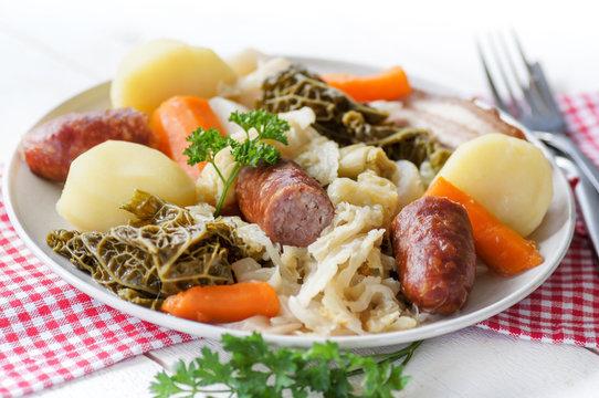 potée bretonne traditionnelle 4
