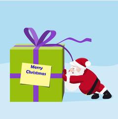 Santa move a great gift