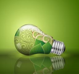 Lightbulb, Ecological concept