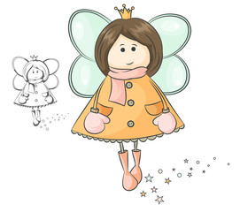 fairy of winter