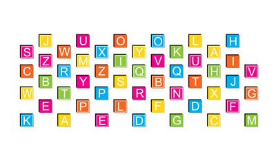 Alfabet dziecięcy