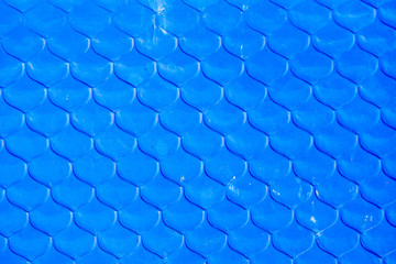 Fish scales seamless texture background.