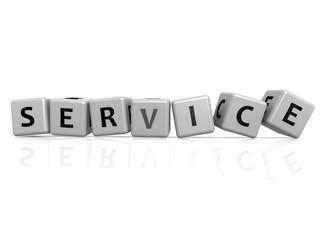 Service buzzword