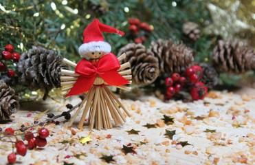 Bilder und videos suchen adventsdeko mit naturmaterialien - Weihnachtsdeko aus naturmaterialien ...