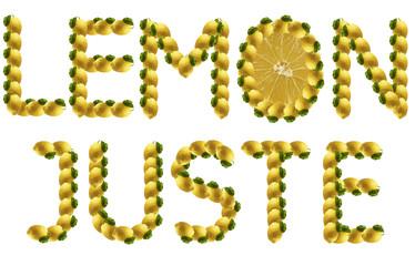 Lemon Juste