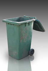 Green bins old