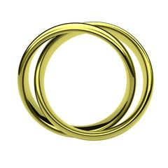 Rings Frame