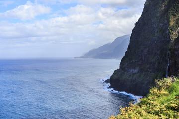 North coast of Madeira