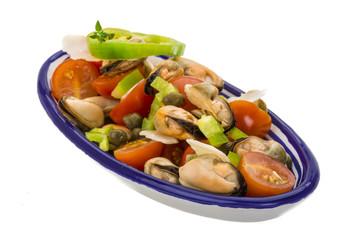 Mussells salad