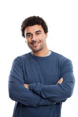 Handsome Middle Eastern Man portrait