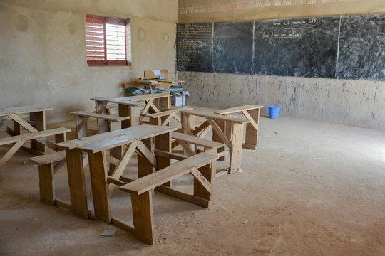 scuola in Africa