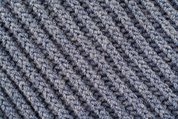 Hand Knitted  background