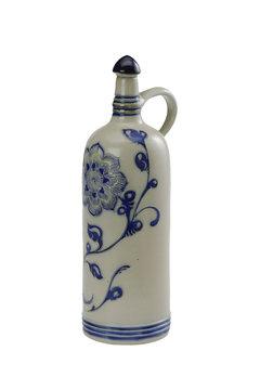 Blaue Keramik aus Betschdorf im Elsass