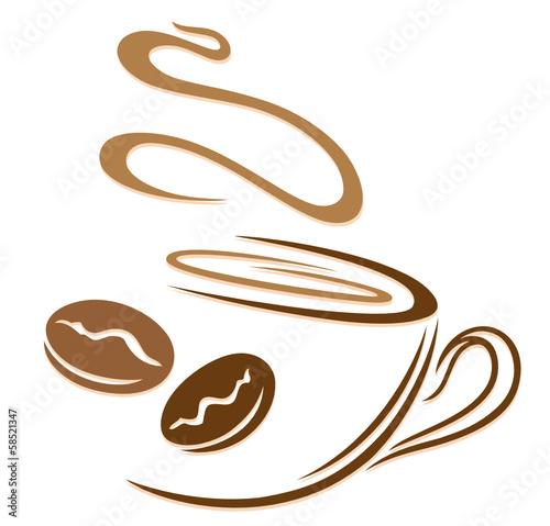 kaffee kaffeetasse kaffeebohnen stockfotos und lizenzfreie vektoren auf bild. Black Bedroom Furniture Sets. Home Design Ideas