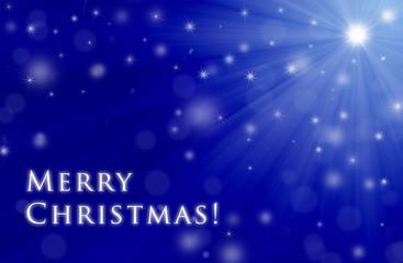christmas background, illustration