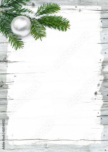 frohe weihnachten plakativ holz tanne maler. Black Bedroom Furniture Sets. Home Design Ideas