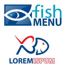 fish symbols element