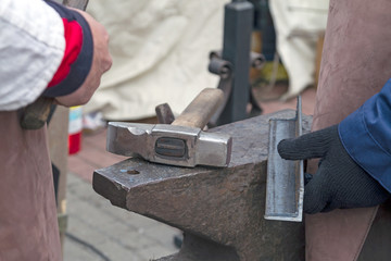 Anvil and Hammer