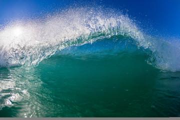 Ocean Wave Water Detail