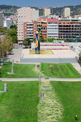 Joan Miro Park, Barcelona