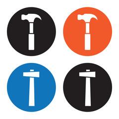 Hammer icons