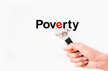 Fixing poverty issues