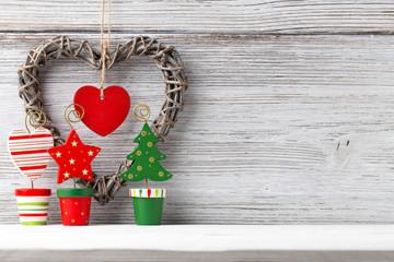 Christmas decor.