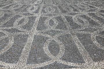 Calçada Portuguesa at the Bom Jesus do Monte sanctuary
