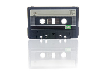 Dirty tape cassette