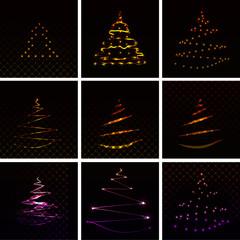 luminous Christmas Set