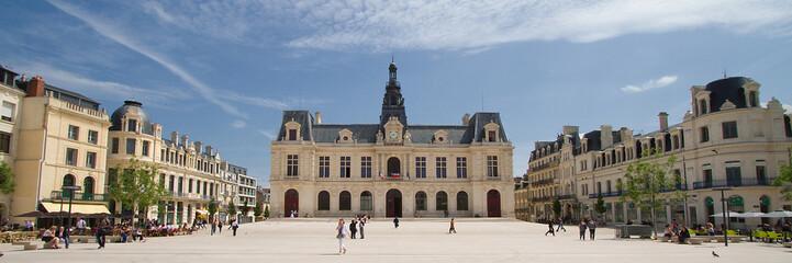 panorama Poitiers