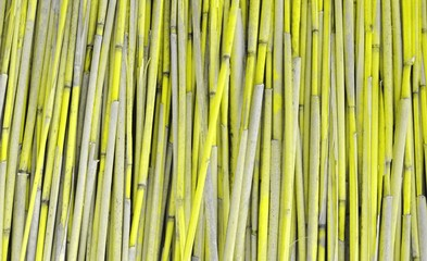 Bambus słoma
