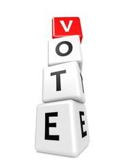 Buzzword vote
