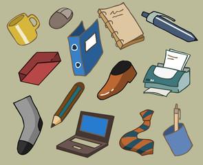 Office equipments