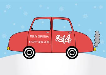 Christmas greeting card16