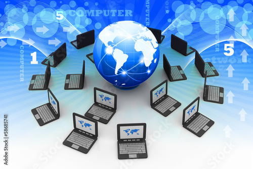 a report on computer networks