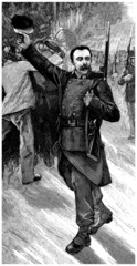 Proud Soldier - 19th century